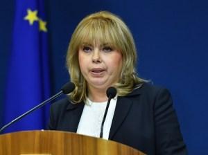 Anca Dana Dragu - ministrul de finante