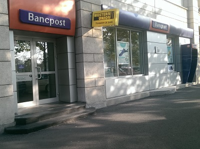 bancpost agentie
