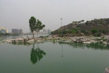 Durgam Cheruvu Lake-exploretelangana