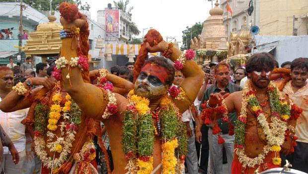 Bonalu Jathara Festival Hyderabad