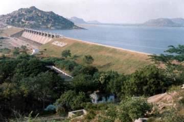 Koilsagar Dam-Mahabubnagar - Telangana tourism