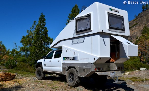 Nissan Frontier Flatbed >> XPCAMPER V2: The Ultimate Overland Truck Camper? - EXPLORING ELEMENTS