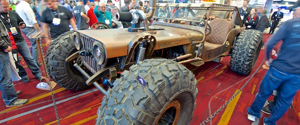 EVERY Jeep at The SEMA Show 2015