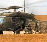 Blackhawk Helicopter