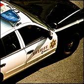 LA Sheriff's Car