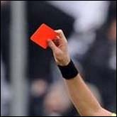 Red Penalty Card