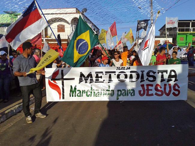 Região Missionária da Amazônia inaugura mais um templo