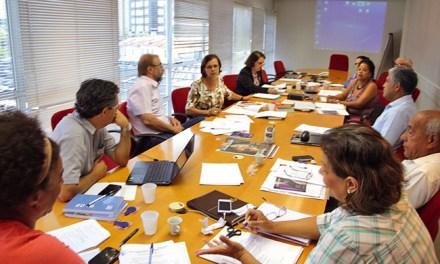 Equipe nacional do Projeto Sombra e Água Fresca planeja ações para os próximos anos