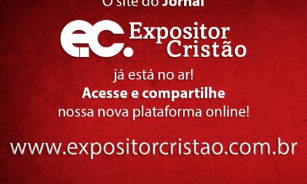 Vídeo lançamento site Expositor Cristão