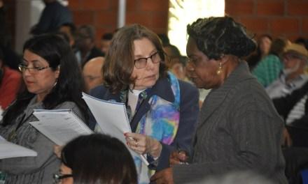 Plano Nacional Missionário – Delegações seguem a tarde conciliar com discussões e propostas