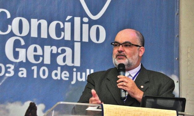 Conferência doutrinária ocupa dois dias na agenda do 20º Concílio Geral