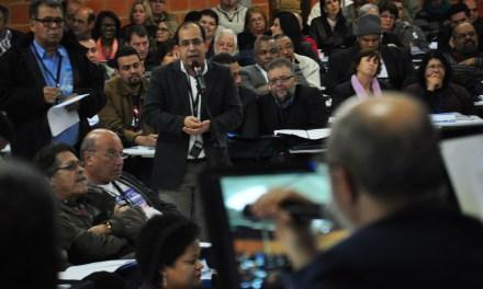 Bispo Adonias declara aberto o 20º Concílio Geral