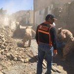 Terremoto deixa ao menos nove mortos no Peru
