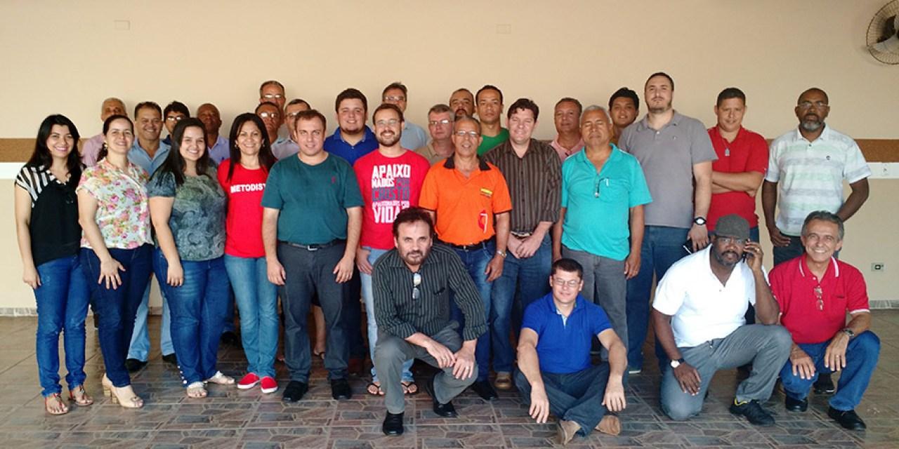 Conferência de Avivamento e Pastoreio de Pastores e Pastoras em MS