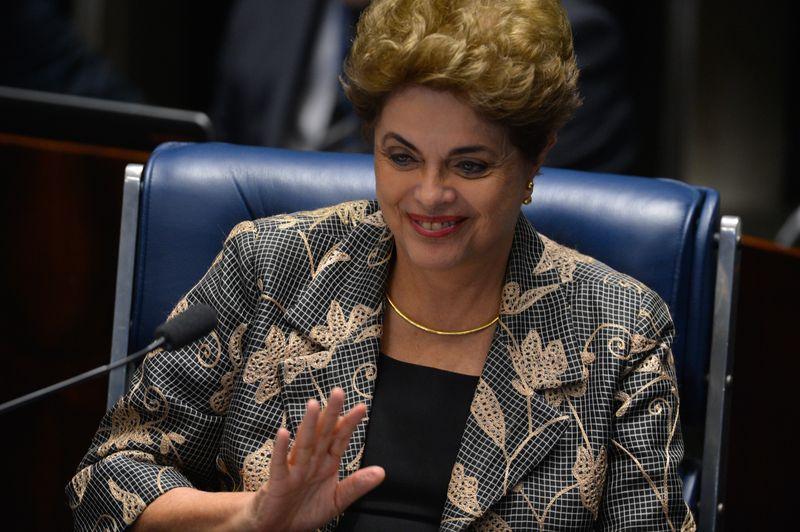 Senado conclui hoje julgamento da presidenta afastada Dilma Rousseff