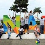 Juventude metodista em missão no Panamá