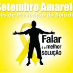 Setembro amarelo: uma campanha para prevenção do suicídio
