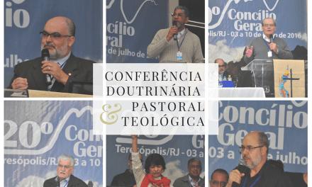 Download gratuito: Conferência Doutrinária, Pastoral e Teológica