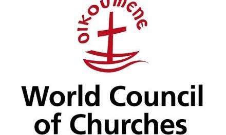 Secretário do CMI se preocupa com Igrejas brasileiras