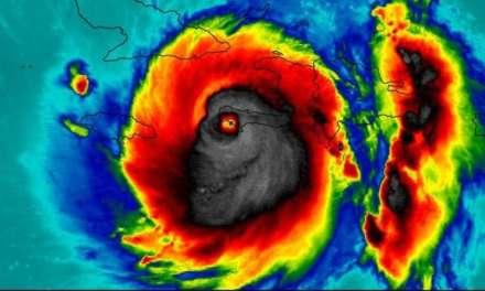 Furacão Matthew deixa mais de 100 mortos e destroi Haiti