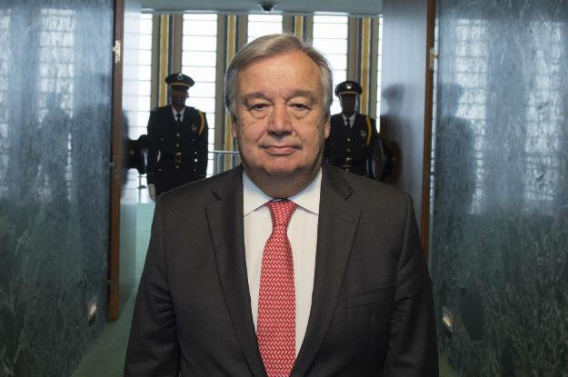Dignidade humana é prioridade para o novo secretário-geral da ONU, eleito hoje