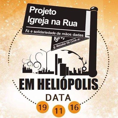 Igreja Metodista realizará dia de serviços gratuitos na região do Heliópolis, em São Paulo