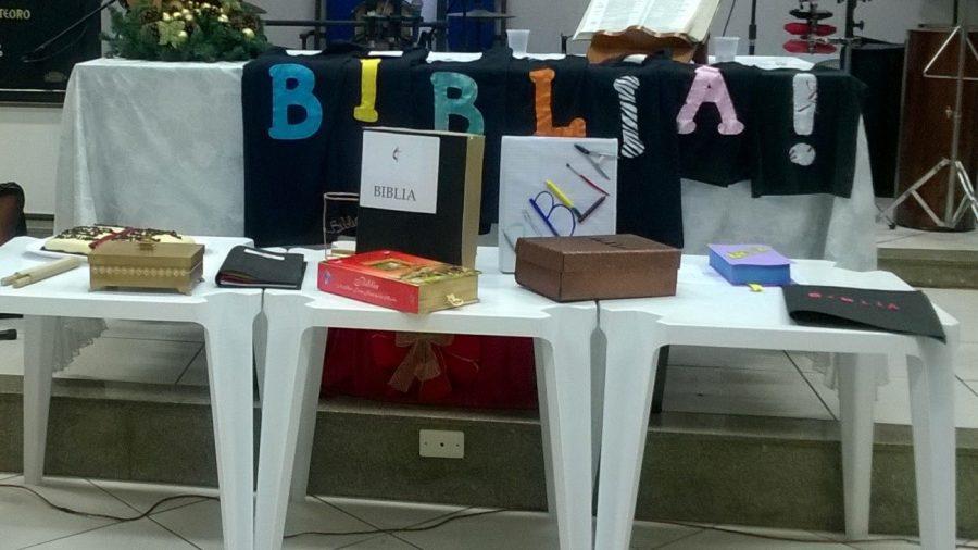 Dia da Bíblia é comemorado na Igreja Metodista de Telêmaco Borba (PR)
