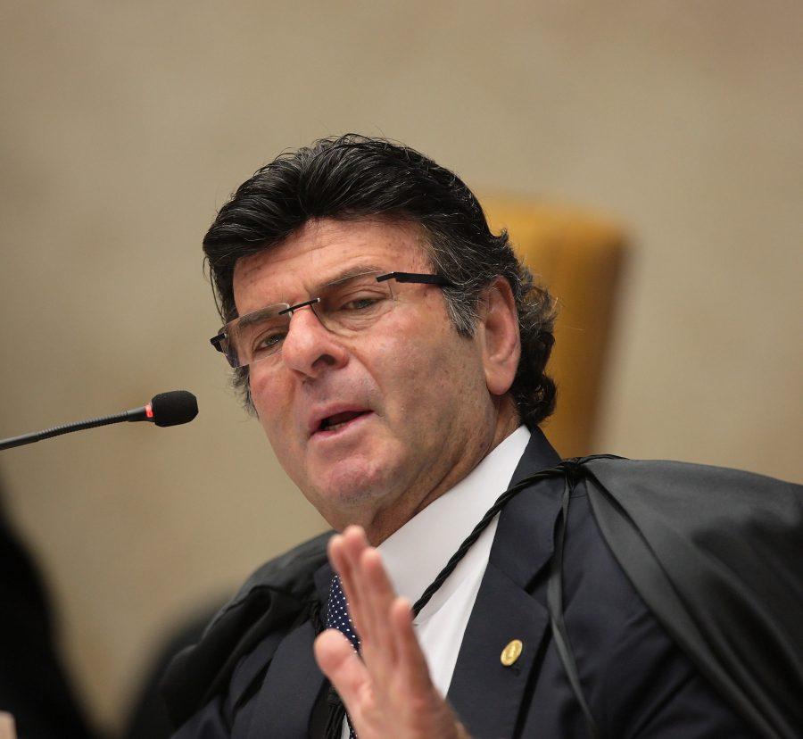 Ministro Luiz Fux | Foto: Carlos Humberto (SCO/STF)