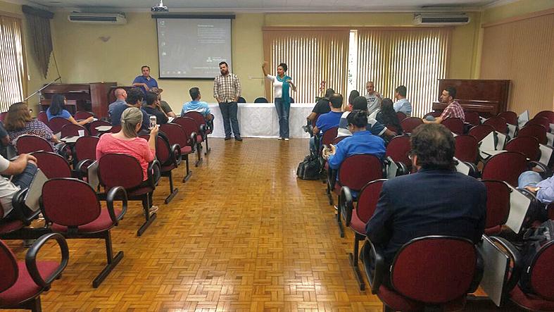 Encontro de Motivação Missionária reúne 28 pessoas na FaTeo