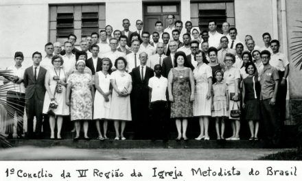 História do metodismo na Sexta Região Eclesiástica