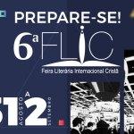 Saiba como se inscrever para 6ª edição da Feira FLIC