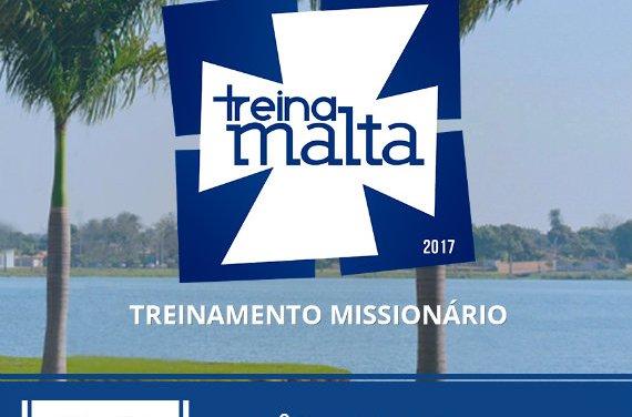 Inscrições abertas para o Treina Malta 2017