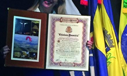 Pastora metodista recebe homenagem na Câmara dos Vereadores de Muriaé