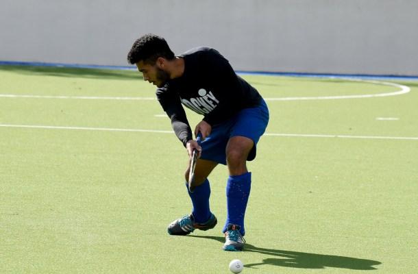 David Terminel, hockey de Baja California