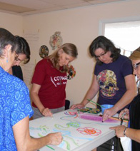 expressive arts certificate training program