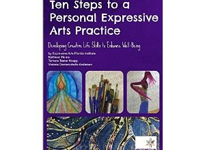 ten steps to personal expressive arts practice