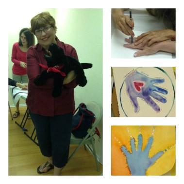 Julia Riley - Expressive Arts in End-of-Life Care