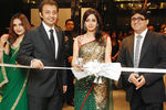 Gorgeous Sridevi inaugurates Kimaya Fashion Store in Chennai
