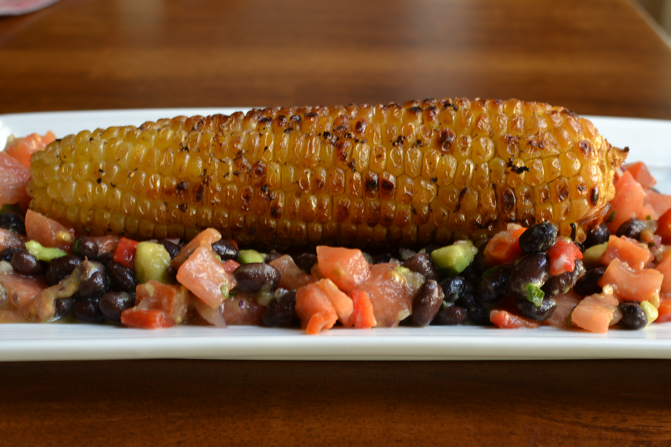 Basic Grilled Corn