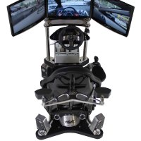 VRX iMotion 3D Full Motion Racing Simulator add a Whole New Level of Realism to Your Gaming Experience