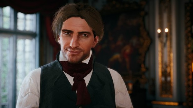Assassin's Creed Unity, at 4K on a PC with dual Nvidia GTX 980s in SLI