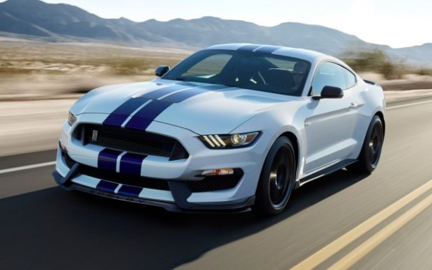 The All-new Shelby GT350 Mustang