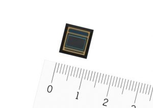 Sony's new automotive camera sensor is only about a centimeter wide, but packs a big punch