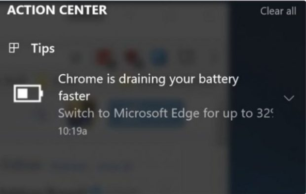 Chrome-Battery-Life