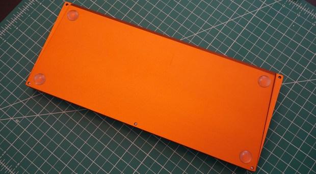 very orange
