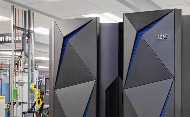 IBM mainframe
