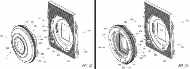 Lens-Swap-System