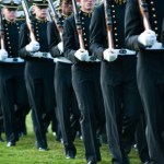 Formal Dress Parade scheduled for Friday at USNA