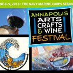 Annapolis Arts, Crafts, & Wine Festival June 8-9