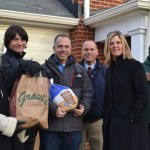 AABA Delivers Thanksgiving Dinners To Those In Need